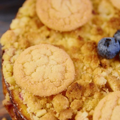 Bahlsen Blueberry Cheesecake Thumbnail 02