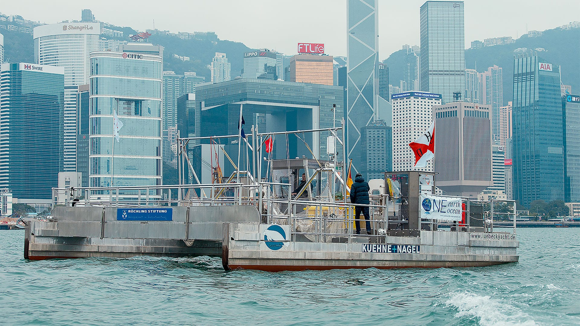 CD Heldenreise Plastikmüll Hongkong 02