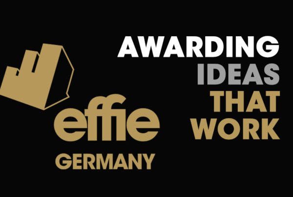 Effie Germany 2020 eBay Kleinanzeigen Klein aber