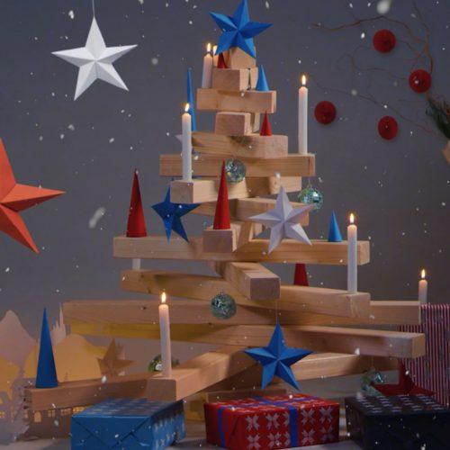 Tesa Weihnachtsbaum