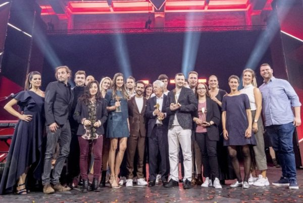 YouTube Goldene Kamera Digital Award 2019 Best Brand Channel