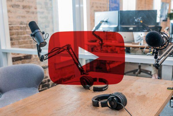 YouTube beste Podcast Plattform