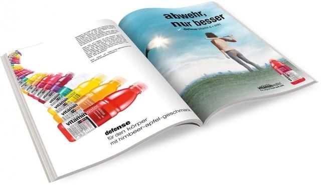 Vitamin Water Magazin